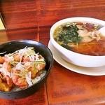 中華キッチンたか志 - 料理写真:ランチタイムサービス