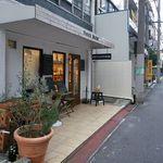 フレンチマーケット - 視点:通り沿い南向き(堺筋本町駅から北北西方向)