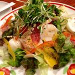パパの台所 - 料理写真:パパ台サラダ (2015.03現在)