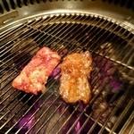 炭火焼肉 牛小屋 - 食べ頃とこれから
