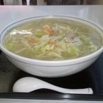 中国飯店一番 - 料理写真:タンメン 650円