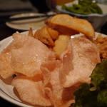 日本酒と鮮魚居酒屋 囲炉裏 - 揚げ物盛り合わせ!