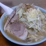 36536413 - ラーメン(野菜ちょい増し・ニンニク・脂) 850円