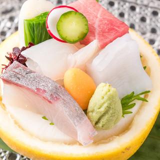 新鮮でうまい魚をご提供致します!
