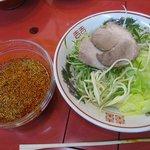 3655130 - つけ麺(小)の中辛