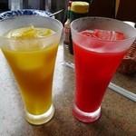 ケララ - マンゴーとシシリージュース♪