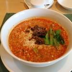 スーツァンレストラン 陳 - 坦々麺全景