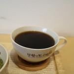 りせっとcafe - コーヒー
