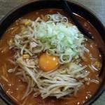 36551426 - キムチ納豆ラーメン