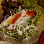 なでしこ食堂 - サラダ