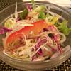 グランキオ - 料理写真:ランチのサラダ