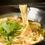 みね八 - 料理写真:ゆば豆腐カレーうどん