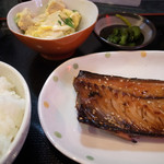 居酒屋 らんぷ - 焼き魚定食