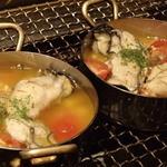 36566065 - 牡蠣のアヒージョ