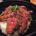 36567862 - ステーキ丼