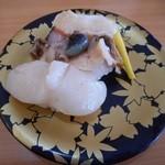 しらき寿司  - 料理写真:貝類盛 2015.3