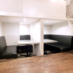 サンクスギビングデイ - 人気の半個室です。