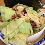 とんこつ えびすこ - キャベチャー豚骨醤油