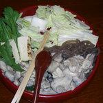 かき末 - 鍋具材
