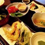 酒邸 吟乃香 - ランチは1種類¥1500