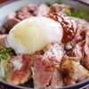 やま康 - 料理写真:気まぐれあか牛丼