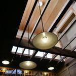 カフェ ラストワルツ - 天井