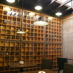 カフェ ラストワルツ - 店内