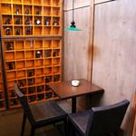 カフェ ラストワルツ - 室内