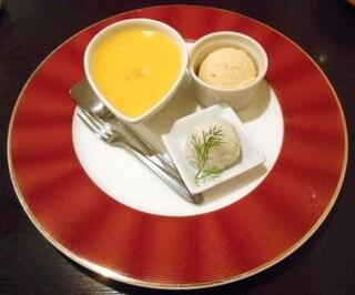 新中国料理 HARAKAWA - デザート盛り合わせ