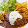 レストランツムラ - 料理写真:ハンバーグ