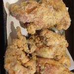 壱番鶏 - 六個のボリューム
