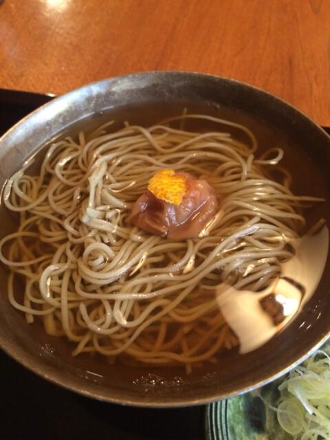 江戸蕎麦ほそ川