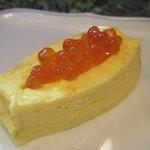 福寿司 - イクラと玉子の絶妙なコンビネーション