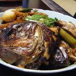 福寿司 - お寿司だけじゃなく、鯛のあら炊きもおいしいです