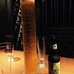ザ・ロックアップ - 2リットルのビーカービール