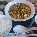 36580572 - 麻婆豆腐ランチ