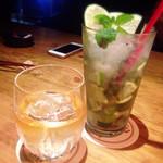 Bar&Dining tree - ✨バーボン&モヒート✨