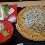 36582446 - (2015/2月)天ぷら、せいろ蕎麦