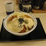 かつや - 鱈カツ 涼風豆腐ダレ(2014.08)