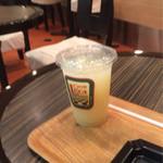 Caffe Luca - グレープフルーツジュース