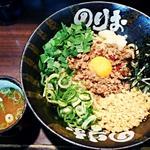 のりお - 【(期間限定) 台湾まぜそば スープ付】¥820