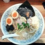 36586666 - 【らーめん + 煮玉子】¥750 + ¥130