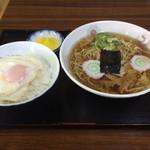 ゆりや食堂 - ラーメン&片目小ライス