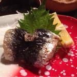 天王台 すし勝 - 料理写真:いわし焼き