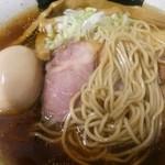 36590751 - 細麺の太さはこれくらい