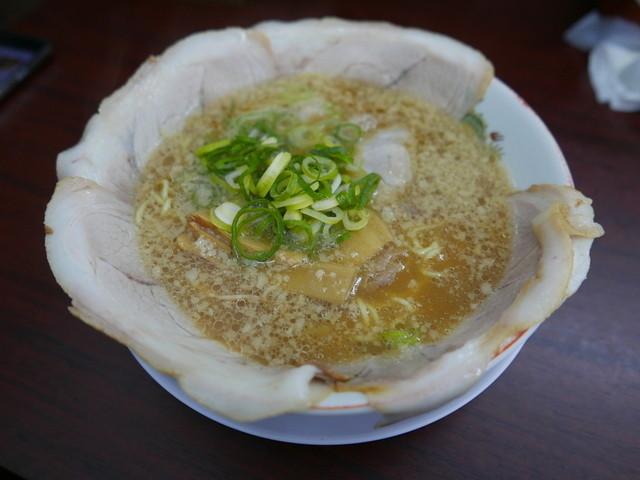香来 中央市場店 - チャーシュー麺(780円)