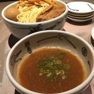 麺屋武蔵 芝浦店 - 武蔵つけ麺・400g