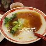 馬さんの店 龍仙 - フカヒレ粥