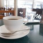 銀座コージーコーナー - ホットコーヒー