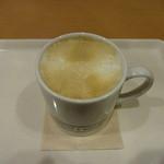 ビーアンドビーコーヒー - ラテアートはありませんでした (2015/3)